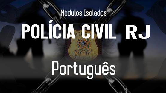 Questões Comentadas e Atualizadas de Português - Banca Instituto AOCP - Prof. Deivid Xavier - PC/RJ