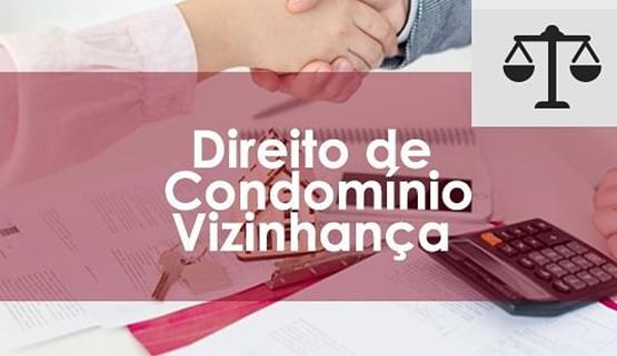 Direito de Vizinhança - Prof. Carlos Eduardo