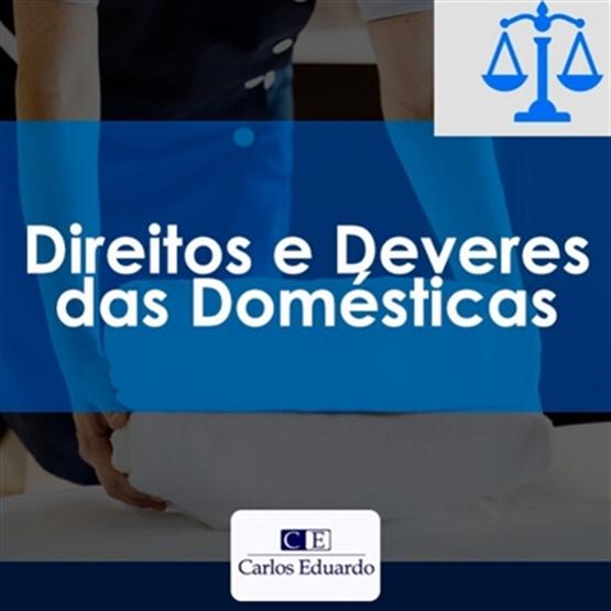 Nova Lei das Domésticas - Prof. Carlos Eduardo