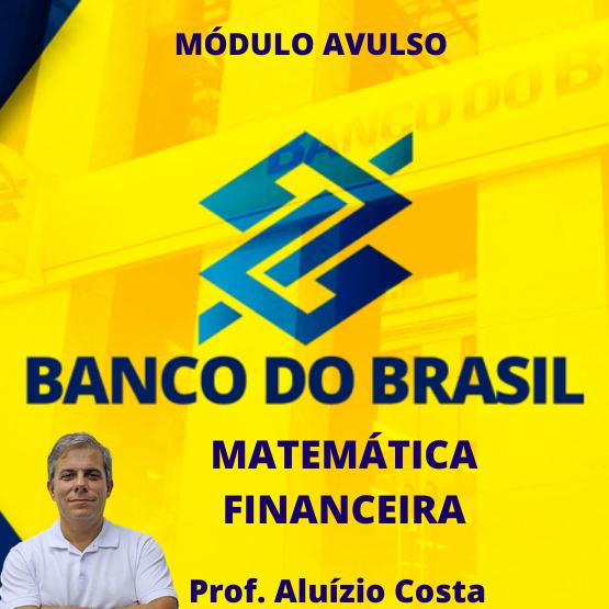 Matemática Financeira (Banco do Brasil)